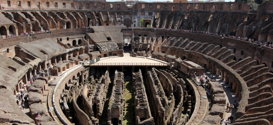 Colosseum Underground & Third Ring Tour!